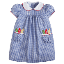 1z 2z 3z Little english Crayon Dunn Dress richmond virginia back to school clothing outfit