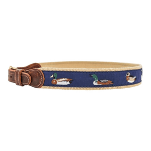 Buddy Belt in Duck