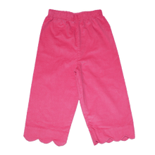Basic Girl Scallop Pant