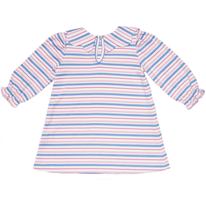 Basic Girl Scallop Play Dress