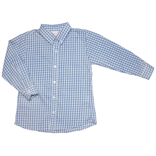 1z 2z 3z blue check button down cookie toddler clothing childrens boutique fall clothing