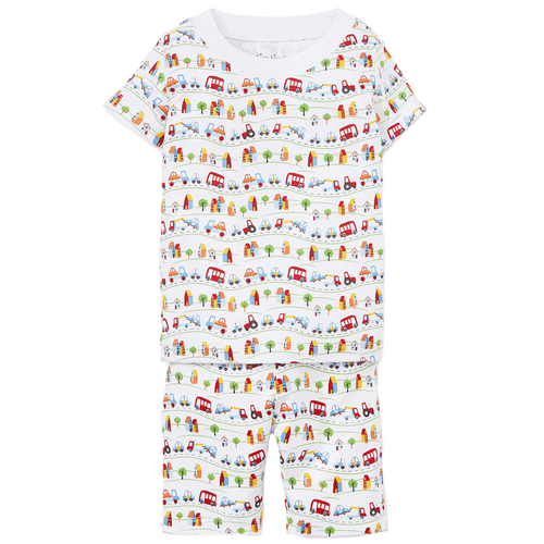 Traffic Short Sleeve Pj Set