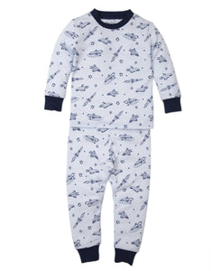 Spaceship Pajama Set