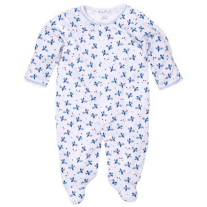 1z 2z 3z kissy kissy sky riding snap footie pima cotton baby boy clothing baby boutique