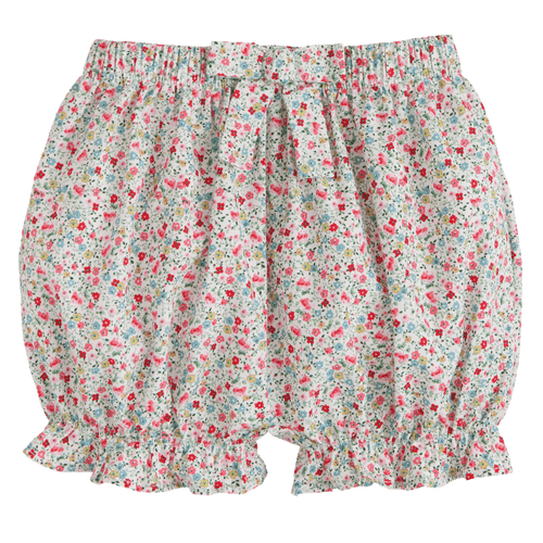 Ditsy Floral Bow Bloomer
