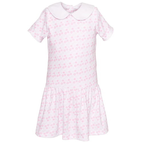 1z 2z 3z lila and hayes pima cotton peter pan dress boutique girl toddler clothing