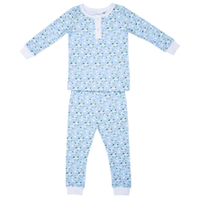 Lila and hayes pajama set jack style baby toddler children boutique clothing