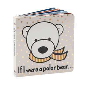 If i were a polar bear board book for baby and toddler children jellycat gift ideas holiday gift