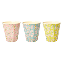 Melamine Cup with Small Flower Print