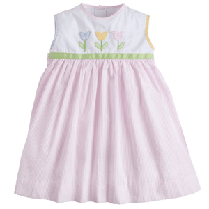 1z 2z 3z marisa dress applique tulip dress easter little english 1z 2z 3z boutique girl toddler clothing