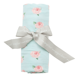 petite rose swaddle blanket angel dear children toddler classic baby boutique