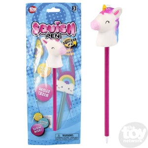 Squishy Unicorn Pen