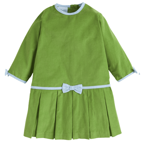 Samantha Dress in Sage Green
