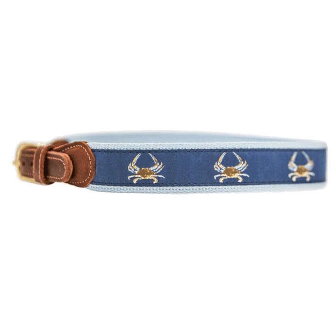 Buddy Belt in Blue Crab