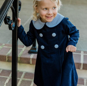 Sunday Best Button Dress