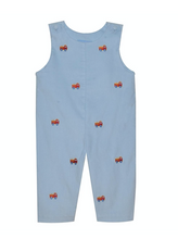 Firetruck Embroidered Corduroy Longall