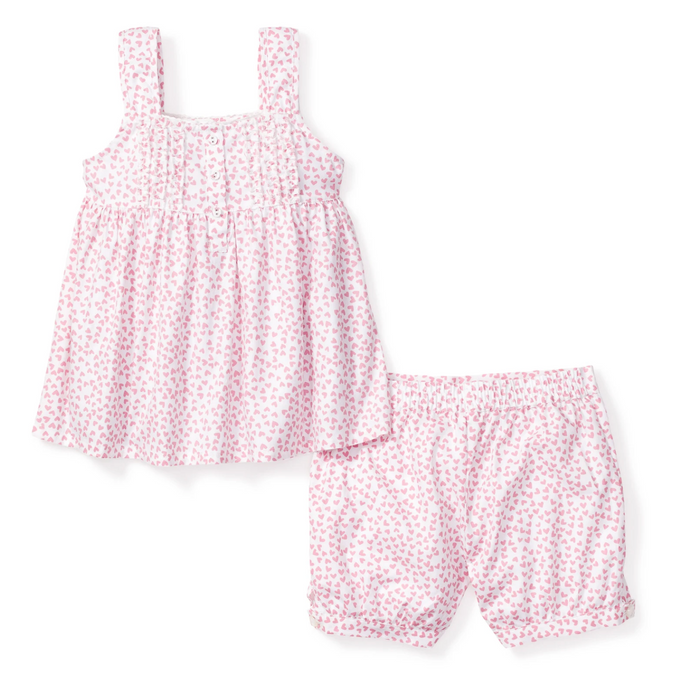 Sweethearts Charlotte Short Set