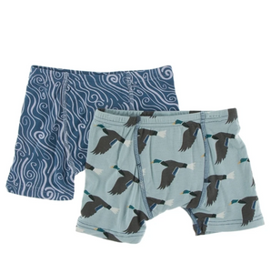 Boxer Brief Set