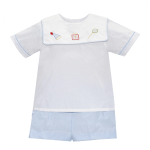 1z 2z 3z Birthday lullaby set embroidery short set toddler boy clothing richmond virginia childrens clothing