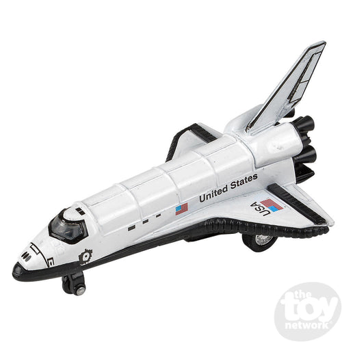 Space Shuttle Pull Back Toy