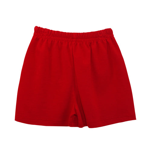 Red Play Short