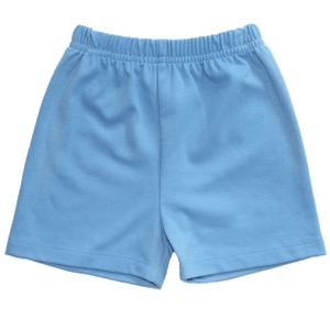 Basic Boy Solid Knit Shorts