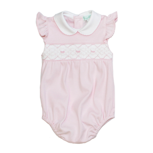 1z 2z 3z Bows Smocked Onesie Baby Threads Richmond, Virginia