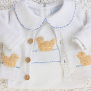 1z 2z 3z Duck Crochet Playsuit Little English Richmond, Virginia