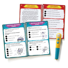 Hot Dots Let's Master Grade 1 Reading Set with Hot Dots Pen