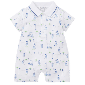 First Tee Short Playsuit