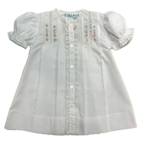 Floral & Lace Daygown - Newborn