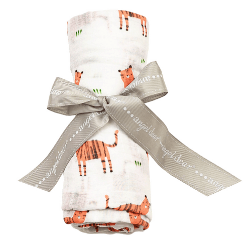 1z 2z 3z tiger muslin swaddle angel dear baby accessories