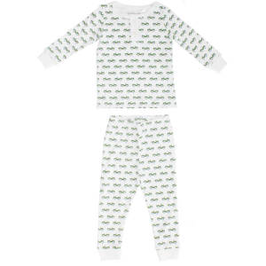 Jack Two-Piece Pajama Set in Jeeps
