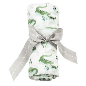 Gators Muslin Swaddle