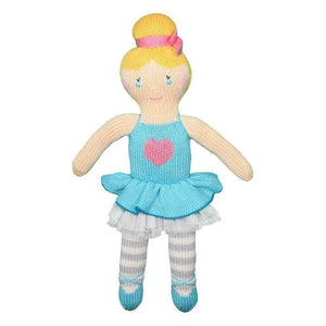 Blonde Zoe the Ballerina Doll