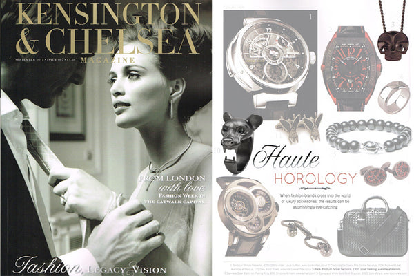 Kensington and Chelsea features Violet Darkling