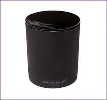 Candle, Violet Darkling