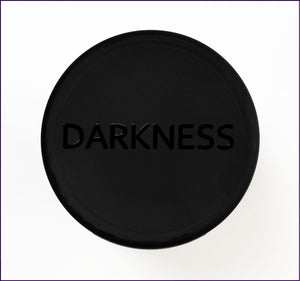 Darkness candle, Violet Darkling