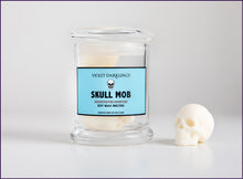 Skull Mob, Gobstopper, Wax Melts, Violet Darkling