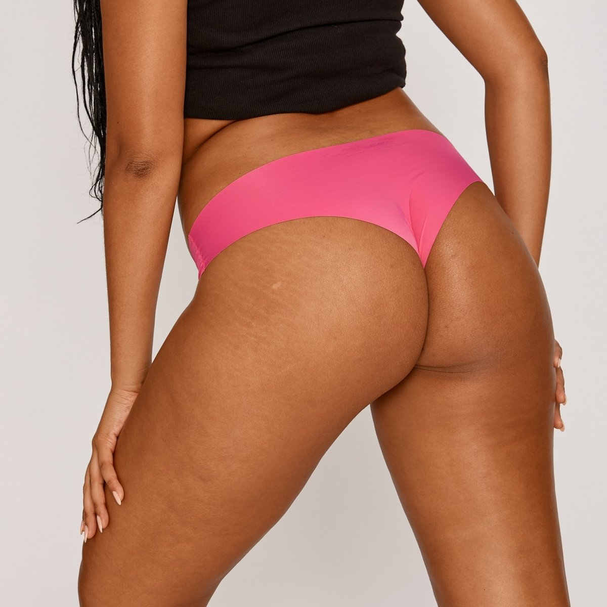 Original-Rise Cheeky - Confetti - Peach Underwear