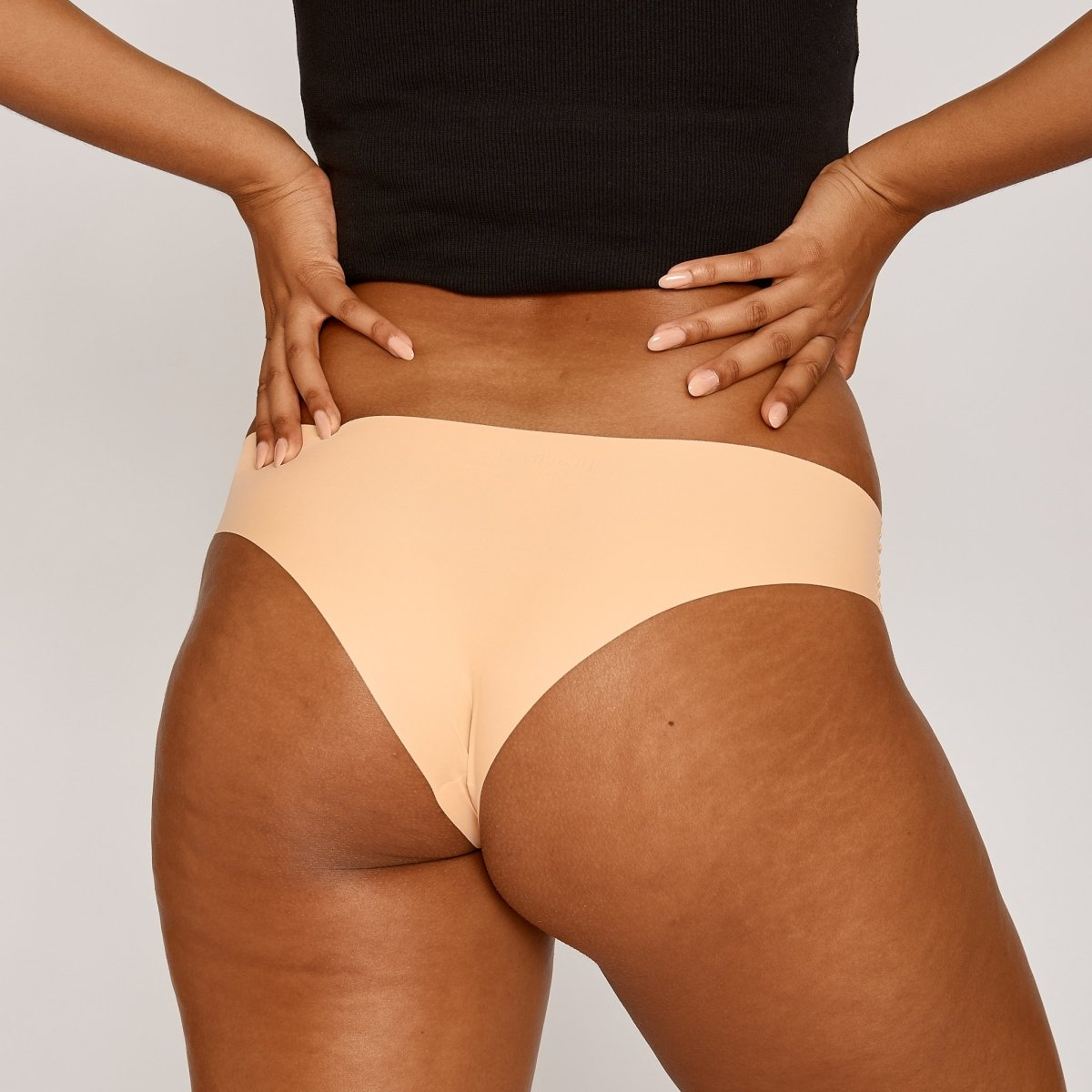 Original-Rise Cheeky - Melon - Peach Underwear