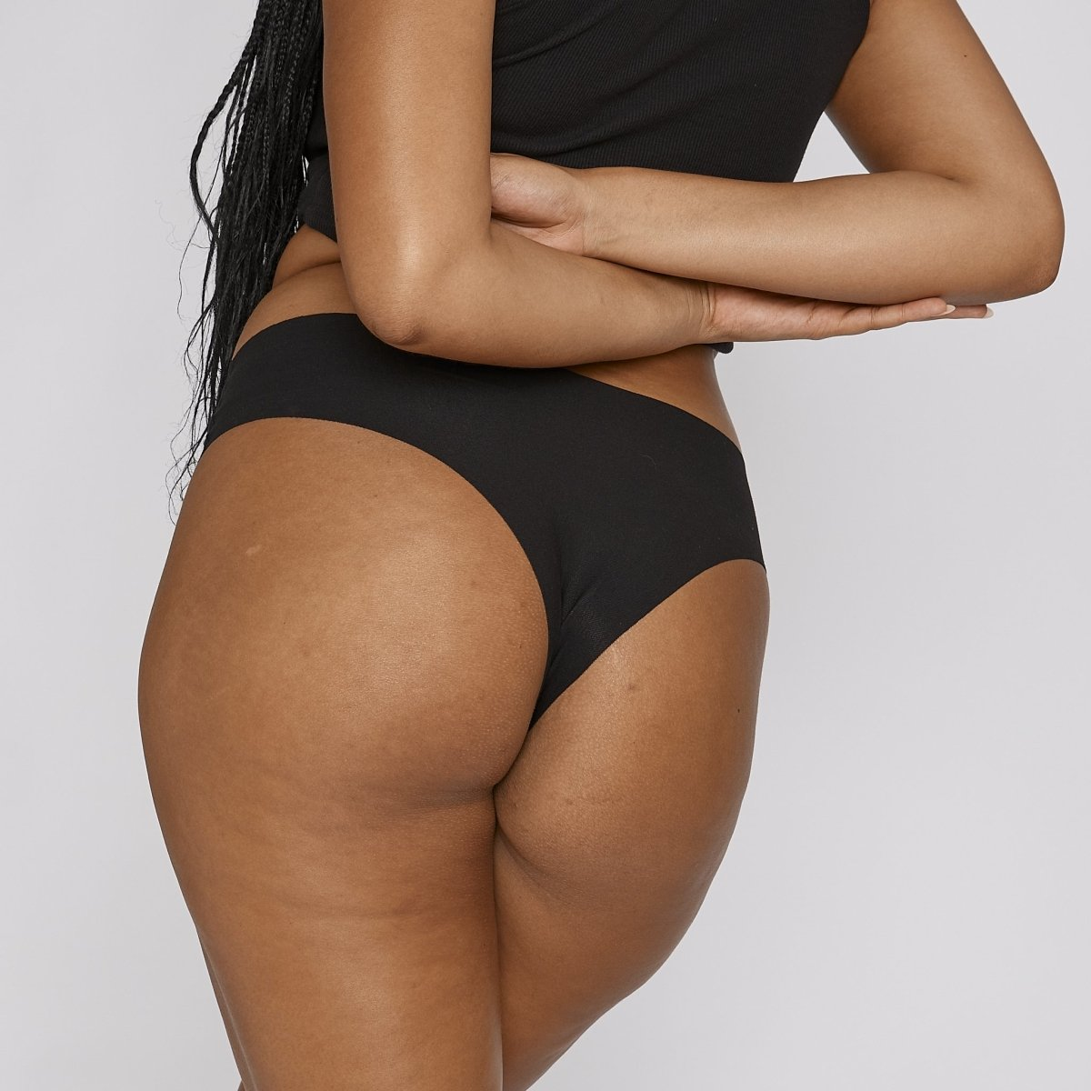Original-Rise Cheeky - Seamless Cotton - Peach Underwear
