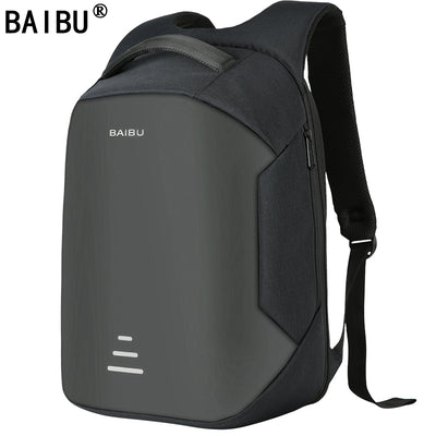Waterproof  Laptop Backpack with USB Charging