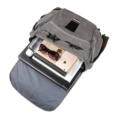 Camera Messenger Shoulder Bag for SLR/DSLR Cameras &  Macbook Pro/Laptop