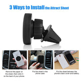 Universal 360 Degree Magnetic Car Phone Holder Air Vent Outlet Phone Holder Stand For Samsung Accessories