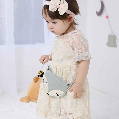 Cute Baby Fox Single Shoulder Bag