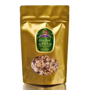 Large Crown Apple Caramel Popcorn Pouch