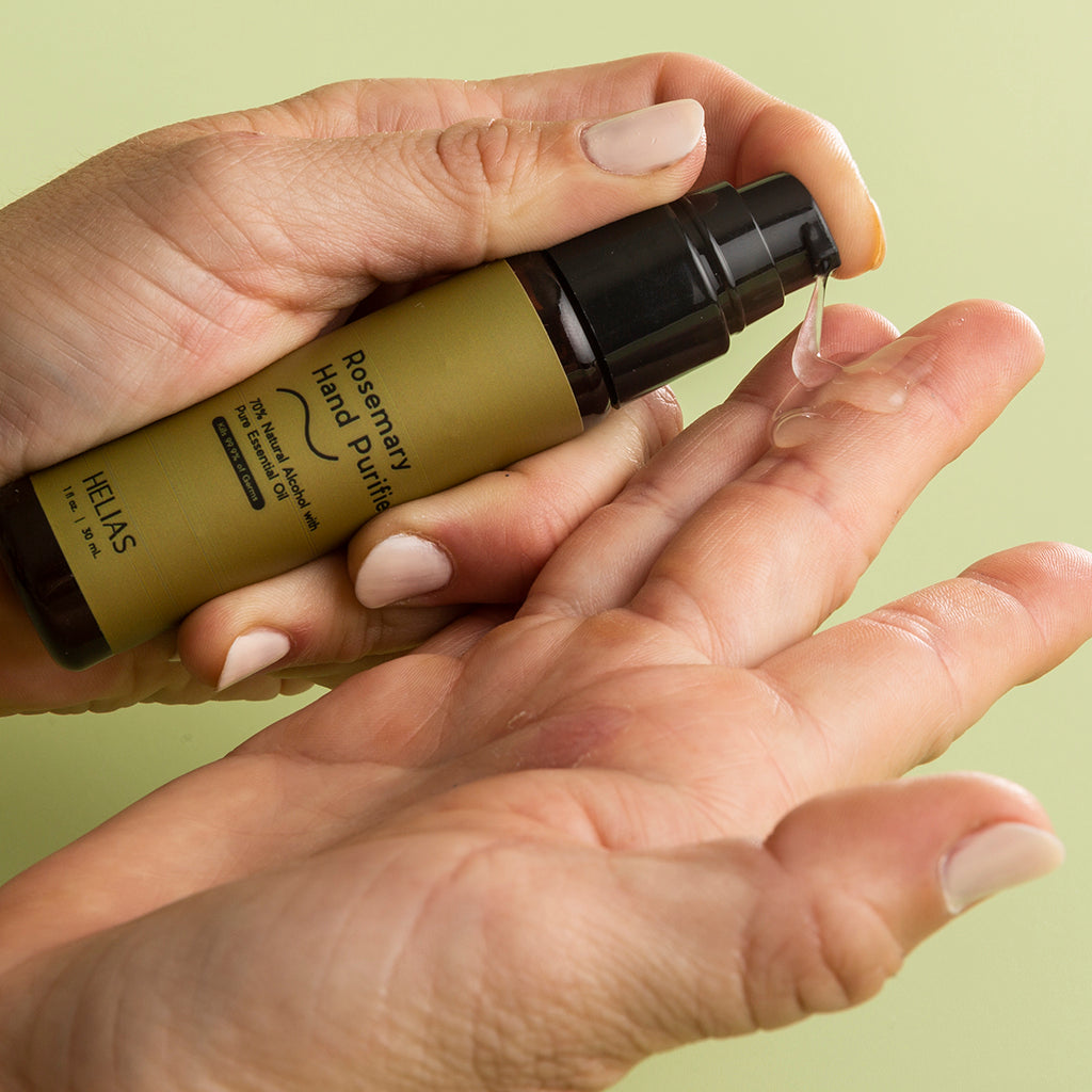 Rosemary Hand Purifier