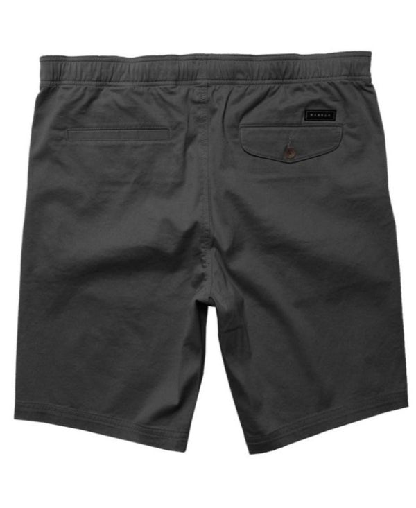 "No See Ums 18.5"" Elastic Walkshort- Phantom"