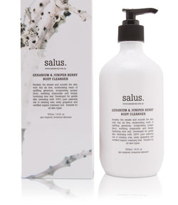 Geranium & Juniper Berry Body Wash (500ml)